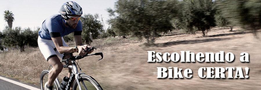 Qual bicicleta comprar?